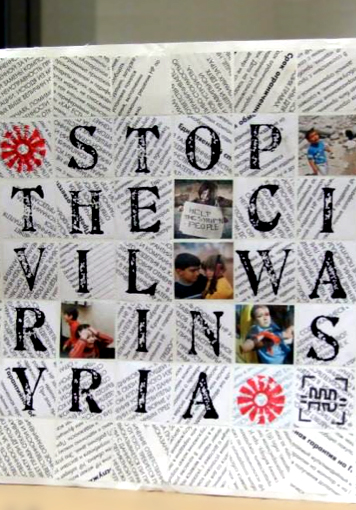 Mostra Milano for Syria